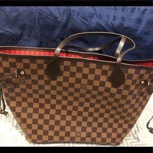 Louis Vuitton Bags - Louis Vuitton neverfull Medium ~NEW~